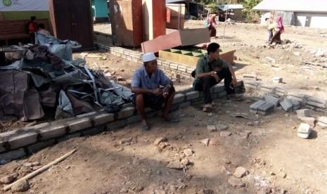 Bantuan Pembaca Republika untuk Bangun Gedung Baru Ponpes