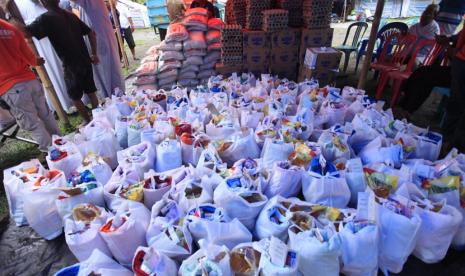 Musaadah Charity Gandeng RZ Beri Bantuan ke Pesisir Donggala