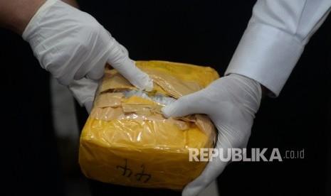 Polda Metro Gagalkan Pengedaran 70 Kilogram Sabu