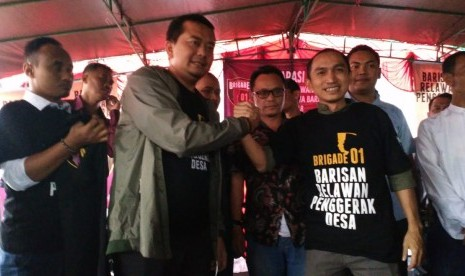Brigade 01 Jabar Deklarasi Siap Menangkan Jokowi-Amin