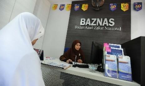 Baznas Digitalisasi Sistem Pelayanan Zakat