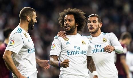Marcelo Tinggalkan Tugas Pemilu Madrid Demi Liga Champions
