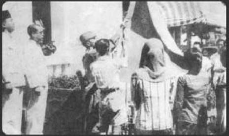 Cerita Megawati Soal Bendera Pusaka