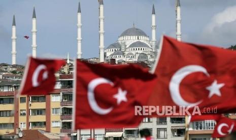 Sejumlah Pejabat Tinggi Turki Lakukan Lawatan ke Libya