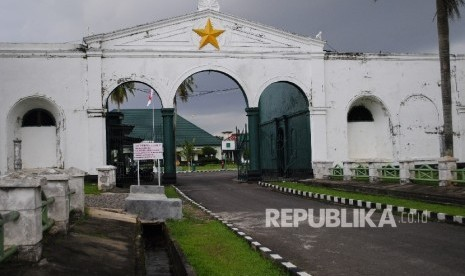 Benteng Kuto Besak Palembang Dipadati Ribuan Pengunjung thumbnail
