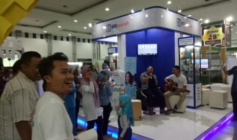 BRI Syariah Peroleh Pembiayaan Rp 9,6 M di Jogja Halal Fest