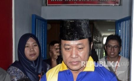Pekan Depan, Zainudin Hasan Jalani Sidang Perdana