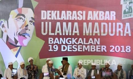 Jokowi: Kalau Saya Anti-Ulama Nggak Mungkin Ada Hari Santri