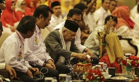 KH Ma'ruf: Kalau Jokowi Anti-Islam Saya tak Mungkin Cawapres