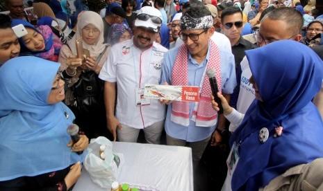 Sandi Tanggapi Rencana Jokowi Terkait Rumah DP 0 Persen