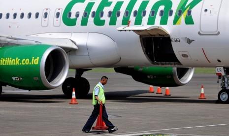 Citilink Ambil Alih Operasional Sriwijaya Air