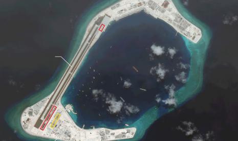 Cina Minta AS Berhenti Kirim Militer ke Laut Cina Selatan