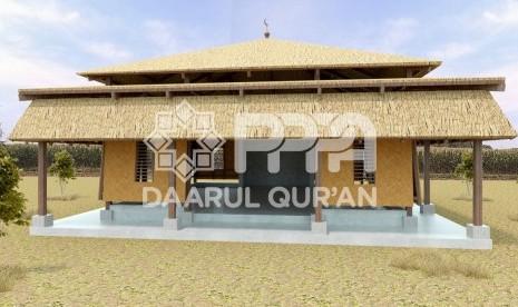 Dari Shelter Tahfizh menjadi Kampung Qur'an Sadaunta