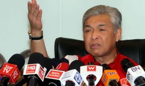 Presiden UMNO Mengaku tidak Bersalah di Persidangan
