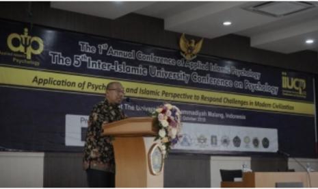 UMM Integrasikan Nilai Keislaman dan Keilmuan Psikologi