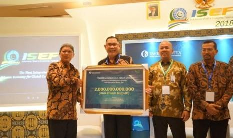 Hadiri ISEF Surabaya, BNI Dukung Percepatan Ekonomi Syariah