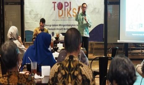 LPDB Targetkan Pembiayaan Syariah UMKM Rp 450 Miliar