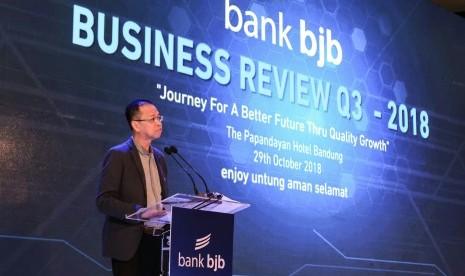 Bank BJB Siap Ngabret Topang Pembangunan Infrastruktur