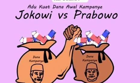 TKN: Penyumbang Dana Kampanye Harus Bersih dari Kasus Hukum