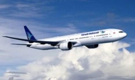 Pekan Depan, Garuda Indonesia Operasikan Rute Solo-Madinah