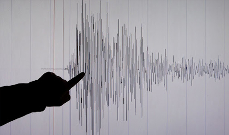 Gempa 3,7 SR Guncang Kabupaten Keerom Papua
