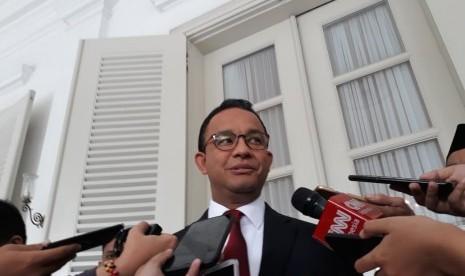 Anies: Ada Lebih dari 30 Titik Rawan Banjir di Jakarta