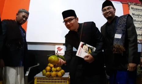 Emil Buat Program One Pesantren One Product di 600 Pesantren