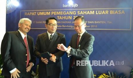 Emil: BJB Fokus Garap Kredit Infrastruktur dan UMKM