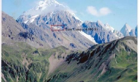Gunung Mana Yang Paling Tinggi Di Asia Tenggara Republika Online