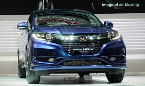 Hr V Mobil Terlaku Honda Selama Februari Republika Online Mobile