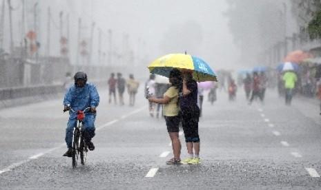 Hujan Intensitas Tinggi Mulai Terjadi di Yogyakarta