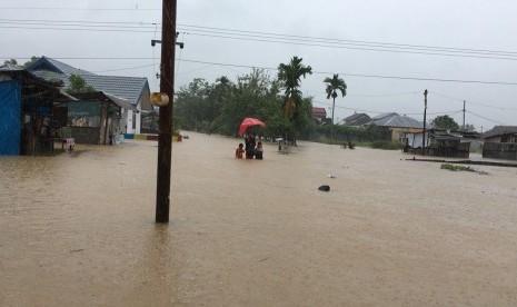 Dua Orang Meninggal Dunia Akibat Hujan dan Longsor di Sumbar