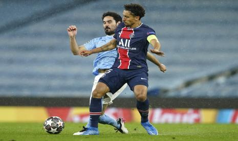 Marquinhos Sebut PSG Harus Evaluasi Penampilan