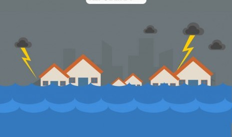 Banjir Rendam Puluhan Rumah di Aceh Tenggara thumbnail