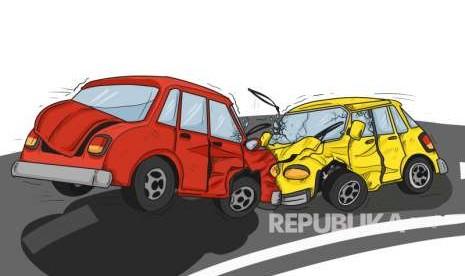 Kecelakaaan Maut di Jalan Tol Tebing Tinggi