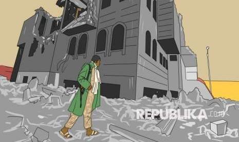 Houthi dan Saudi Saling Menyalahkan
