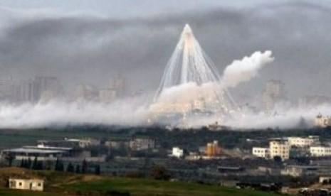 45 Warga Gaza Ditangkap, Diduga Bantu Agen Israel