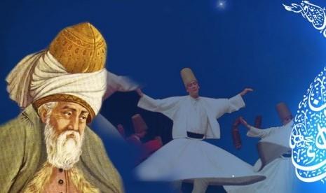 Cicit Jalaluddin Rumi Berkisah tentang Keluarga Sang Maestro