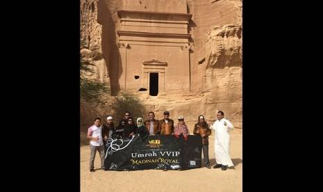 Saudi Buka Peluang Wisata Selain Makkah Madinah