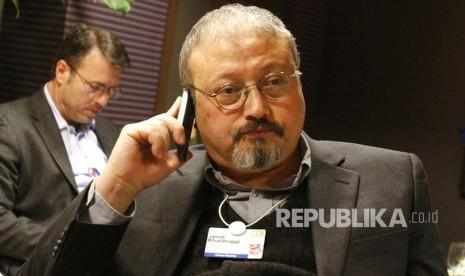 Turki Bersikukuh Ingin Adili Pembunuh Khashoggi