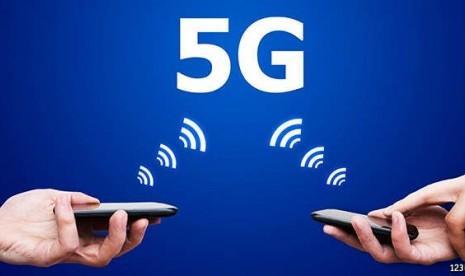 Jaringan 5G ilustrasi
