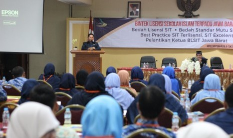 JSIT: Sekolah Islam Terpadu Wajib Berlisensi