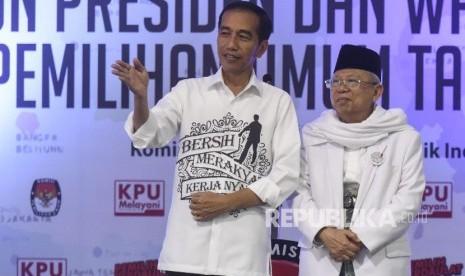 Silaturahmi ke Sukabumi, Kiai Ma'ruf Ngaku Bawa Misi Khusus