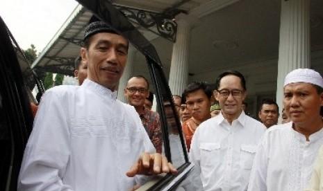 Abuya Ahmad Muhtadi Doakan Jokowi Menang di Pilpres