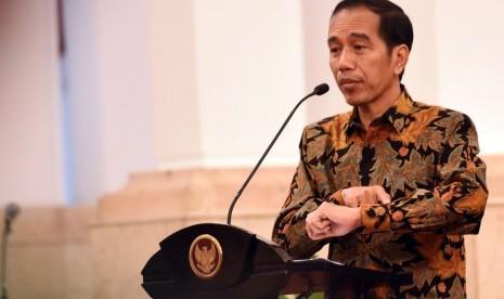 Jokowi: Pemerintah Dorong RUU Pesantren Segera Selesai