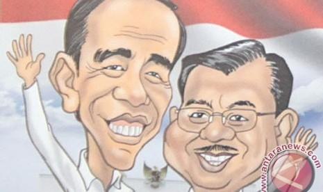Karikatur Jusuf Kalla