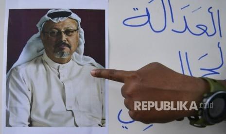 Polisi Turki Akhiri Pencarian Mayat Khashoggi