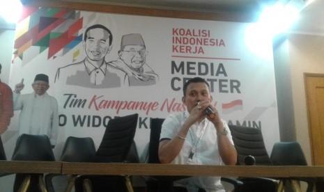 Ini Maksud 'Politik Genderuwo' Menurut TKN Jokowi-Ma'ruf