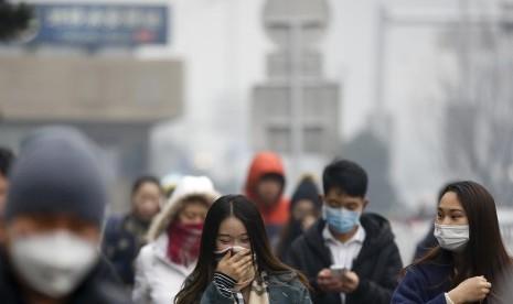 Polusi Asap Ancam Seluruh Asia