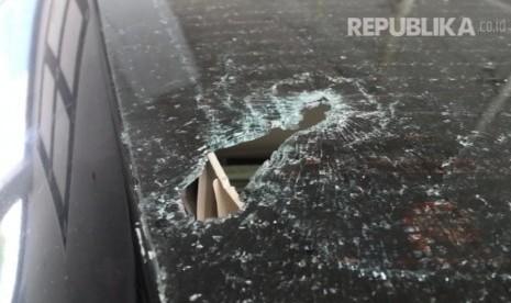 Perampokan Bermodus Pecah Kaca Mobil Marak di Sukabumi